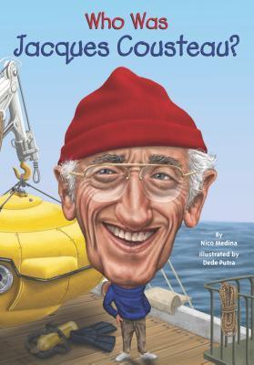 Who Was Jacques Cousteau? (ePUB)