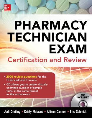 Pharmacy technician exam certification and review par Kristy Malacos