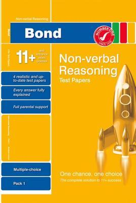 Bond 11+ Test Papers Non Verbal Reasoning