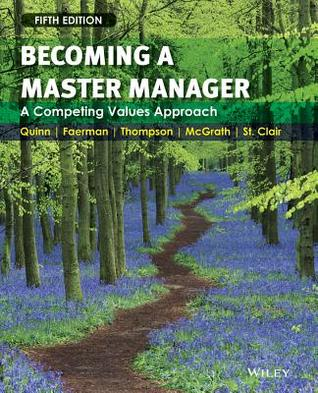 becoming a master manager a competing values approach pdf