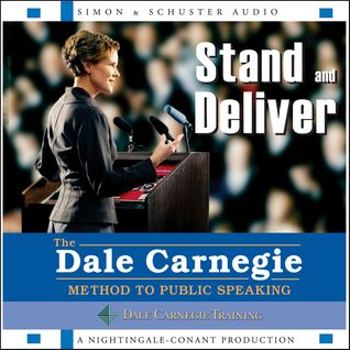 Download Stand And Deliver The Dale Carnegie Method To Public