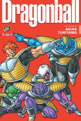Dragon Ball (3-in-1 Edition), Vol. 8: Includes Volumes 22, 23  24