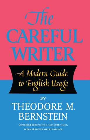 The Careful Writer