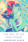 The Girl in the High Tower cover
