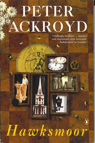 Resultado de imagem para Hawksmoor de Peter Ackroyd (
