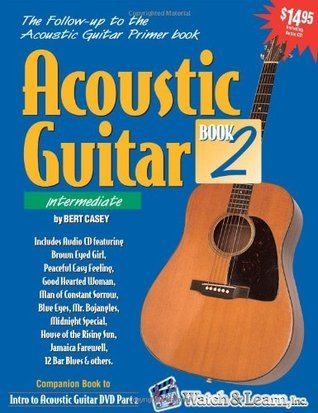 Acoustic Guitar Book 2 (Book, DVD, & audio CD)