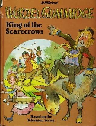 Worzel Gummidge King of the Scarecrows