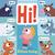 Hi! (Animal Words)