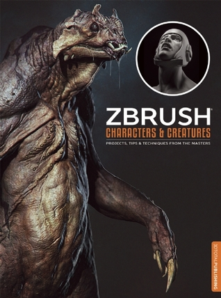 Free ↠ ZBrush Characters and Creatures  By Kurt Papstein – Sunkgirls.info