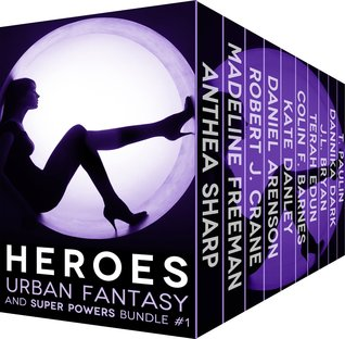 HEROES Urban Fantasy and Super Powers Bundle #1