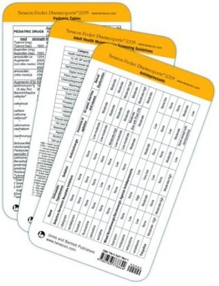 Tarascon Pharmacopoeia Reference Card: Pediatric Tables