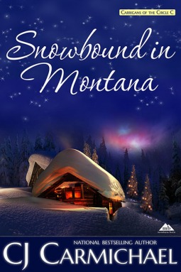 Snowbound in Montana (Carrigans of the Circle C, #4)