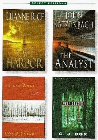 Reader's Digest Select Editions, Volume 261, 2002 #3: Safe Harbor / The Analyst / Fallen Angel / Open Season
