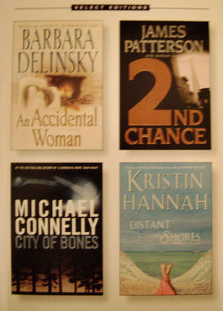 An Accidental Woman / 2nd Chance / City of Bones / Distant Shores