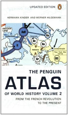 The Penguin Atlas of World History by Hermann Kinder