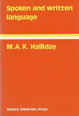 spoken written language