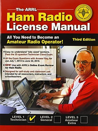 the arrl ham radio license manual by h ward silver rh goodreads com arrl technician license manual pdf arrl license manual amazon