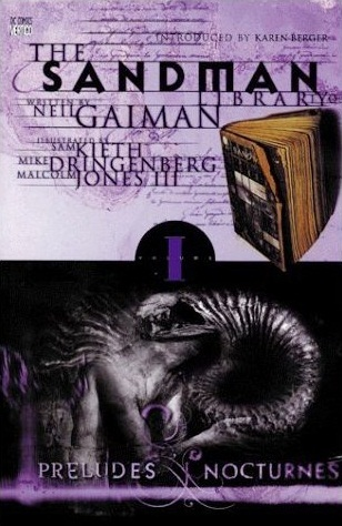 The Sandman book 1 Preludes & Nocturnes