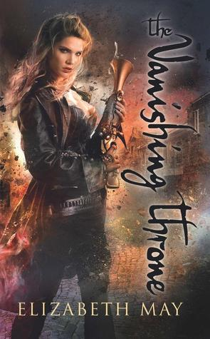 The Vanishing Throne (The Falconer #2) – Elizabeth May