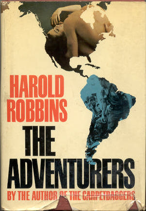 The adventurers by harold robbins 56649 fandeluxe Image collections