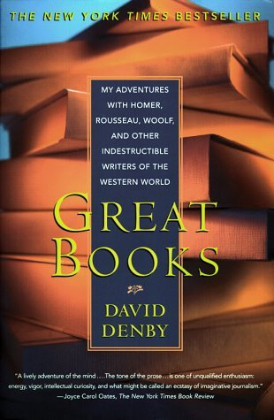 Great Books My Adventures With Homer Rousseau Woolf And Other