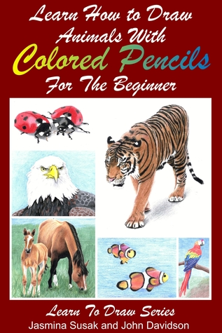 Learn How to Draw Animals with Colored Pencils For the Beginner