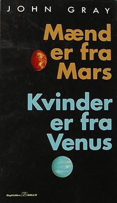 Ebook Mænd er fra Mars, kvinder er fra Venus by John Gray read!