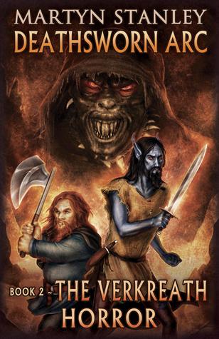 The Verkreath Horror (Deathsworn Arc, #2)