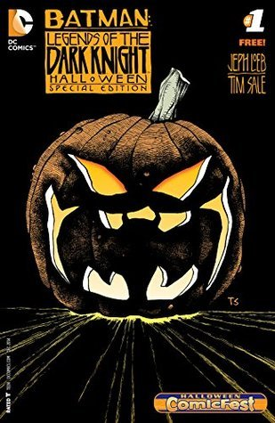 Halloween Comic Fest 2014 - Batman: Legends of the Dark Knight Special Edition (2014-) #1