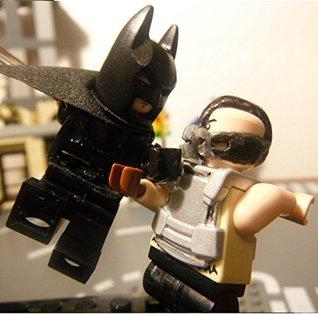Lego Dark Knight Comics