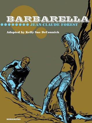 Barbarella by Jean-Claude Forest