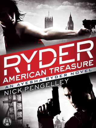 Ryder: American Treasure (Ryder, #2)