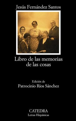Libro de las memorias de las cosas