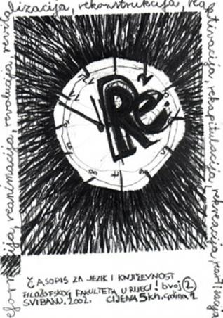 Re - časopis za umjetnost i kulturu broj 2
