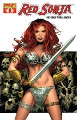 Red Sonja: She Devil With A Sword #0