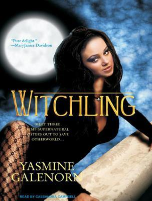 Witchling(Otherworld/Sisters of the Moon 1)