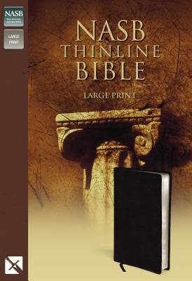 NASB Thinline Bible, Large Print
