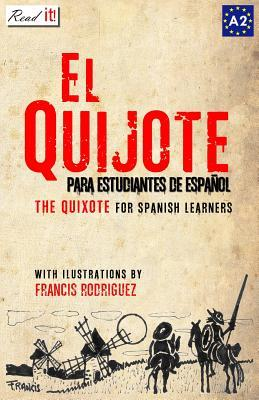 El Quijote: For Spanish Learners. Level A2
