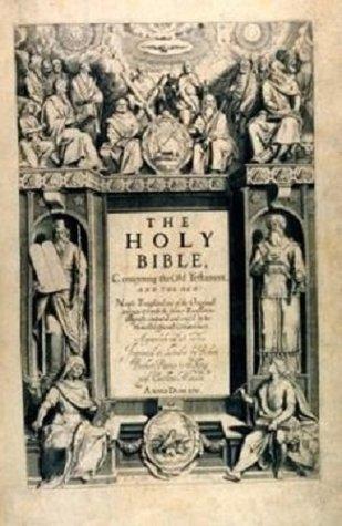Holy Bible: Authorized King James Version (KJV) [illustrated]