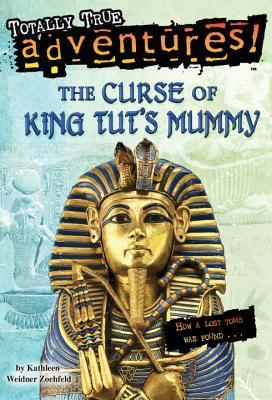 The Curse of King Tut's Mummy (A Stepping Stone Book)