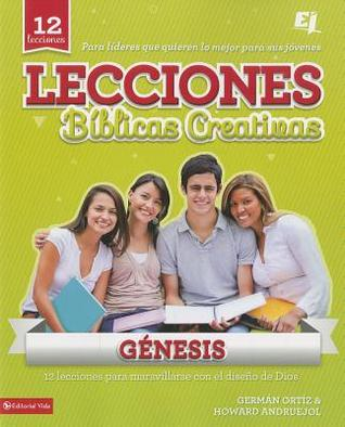 Lecciones Bíblicas Creativas: Génesis