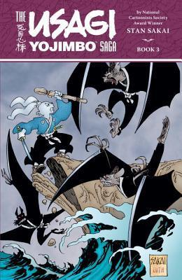 Usagi Yojimbo Saga, Vol. 3