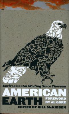 Ebook American Earth: Environmental Writing Since Thoreau by Bill McKibben PDF!