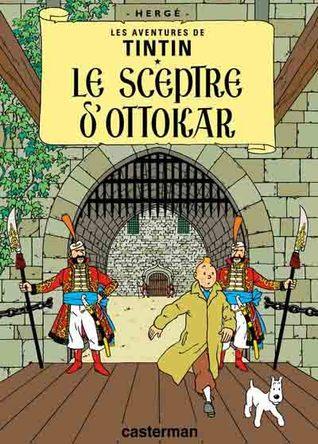 Le Sceptre d'Ottokar (Tintin #8)