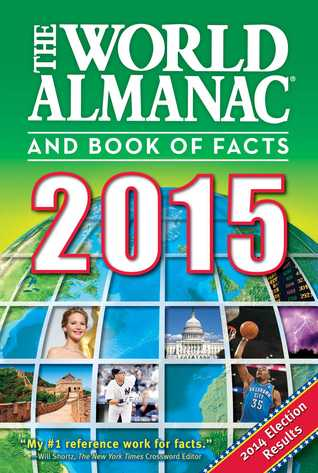 The World Almanac and Book of Facts 2015 por Sarah Janssen