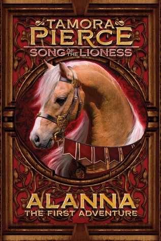 Alanna: The First Adventure (Song of the Lioness #1)
