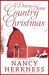 A Down-Home Country Christmas (A Whisper Horse Novella, #4) by Nancy Herkness