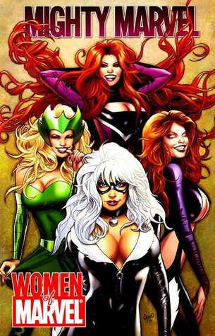 Women of Marvel (Mighty Marvel)