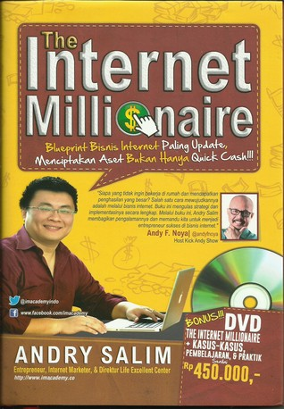 The internet millionaire by andry salim 1 star ratings the internet millionaire malvernweather Image collections