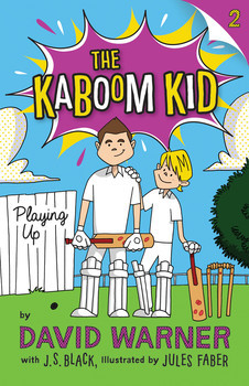 The Kaboom Kid #2: Playing Up